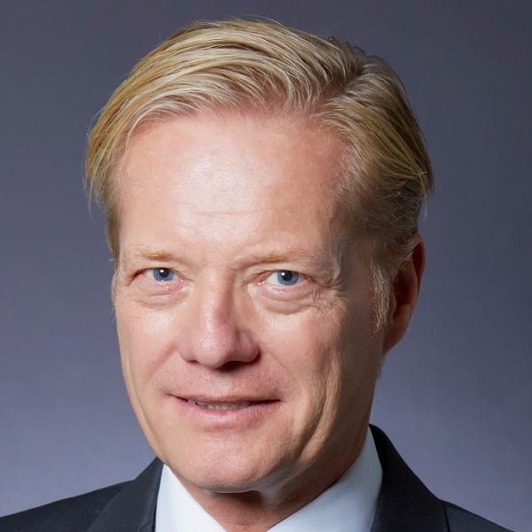 Johan Bygge Chairman, EQT Asia Pacific