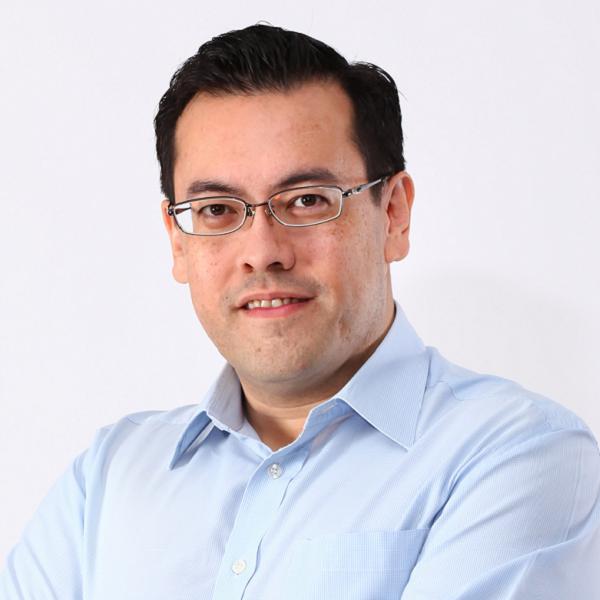 Edgar Hardless CEO, Singtel Innov8