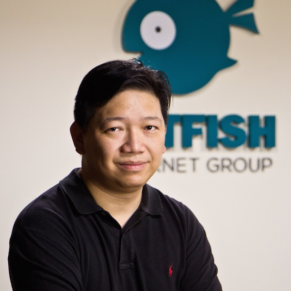 Kin-Wai Lau CEO & Director, Fatfish Internet Group