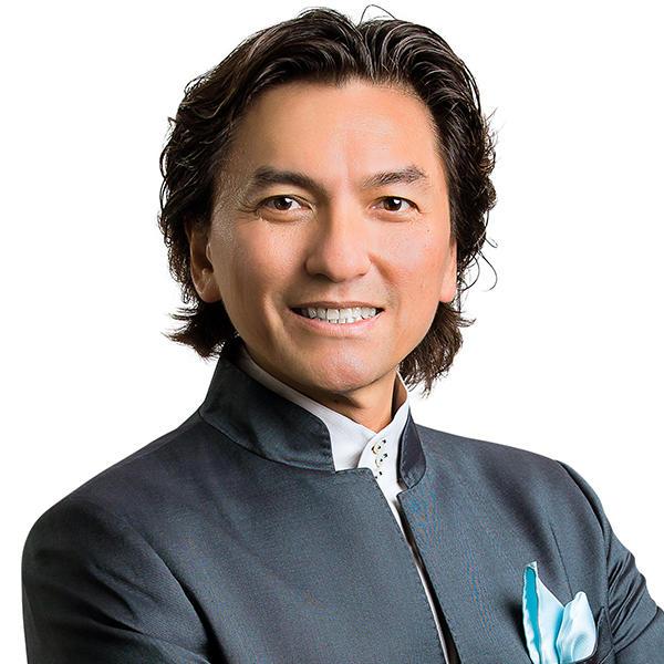 Dr Finian Tan Chairman, Vickers Venture Partners