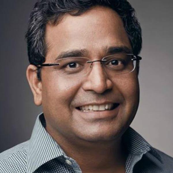 Vijay Shekhar Sharma CEO, Paytm